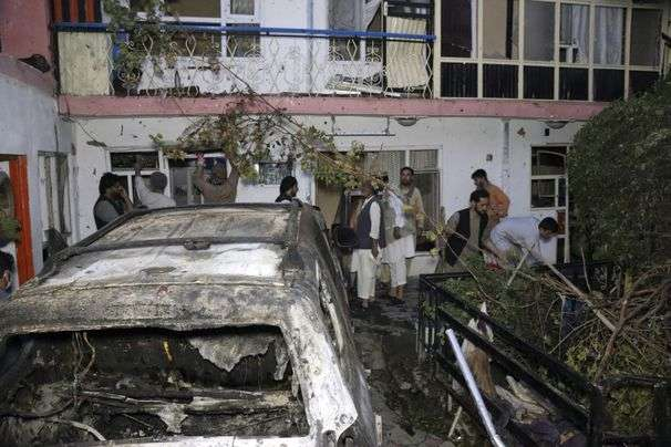 U.S. plans to make condolence payments to families of Afghans killed in mistaken drone strike