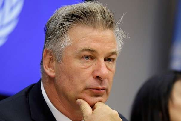 What is the prop gun Alec Baldwin used, and why are they still on film sets?