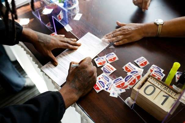 What voting rights provisions might Republicans support?