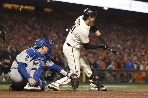 Would robot umpires have prevented the Wilmer Flores Giants-Dodgers controversy?